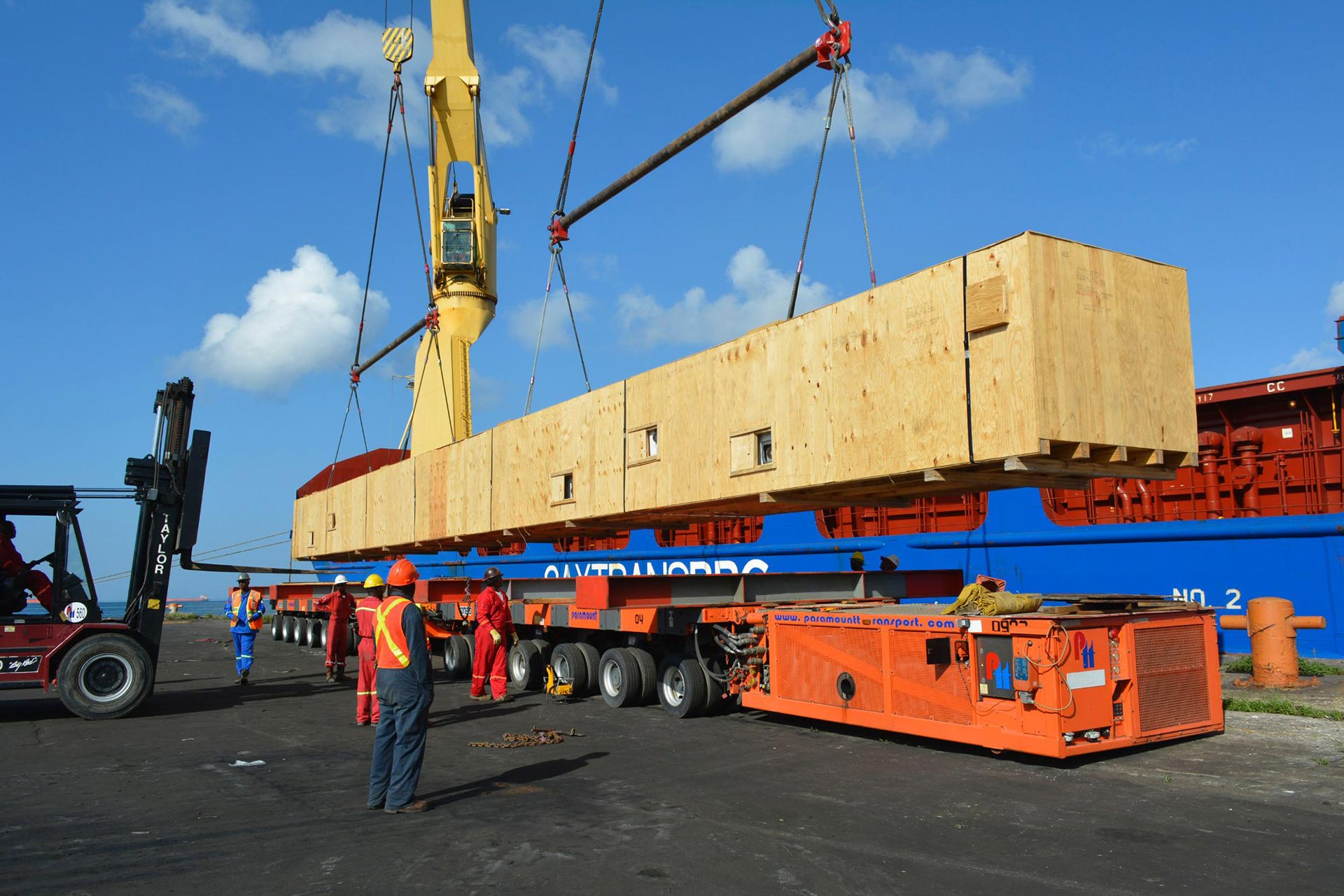 Projects Cargo Services